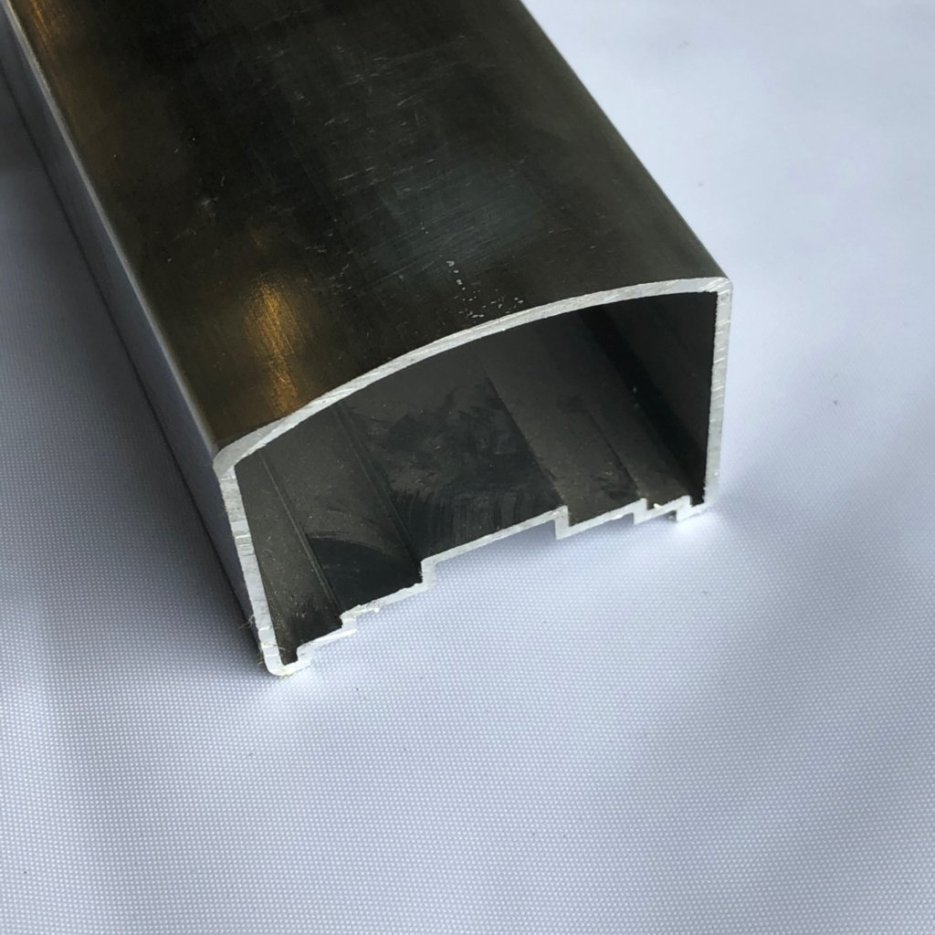 Specialized aluminum extrusion pipe
