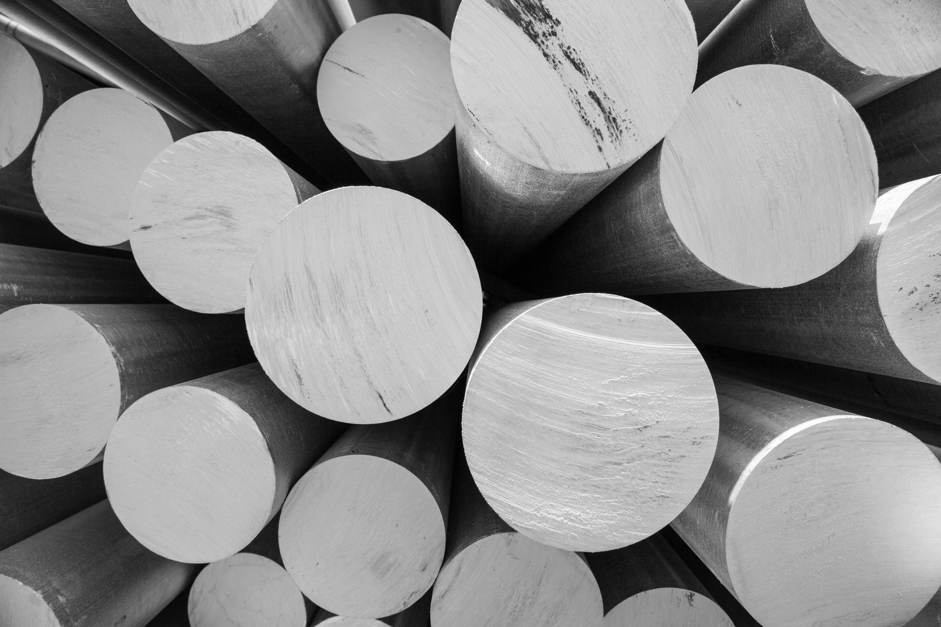 Work hardened aluminum